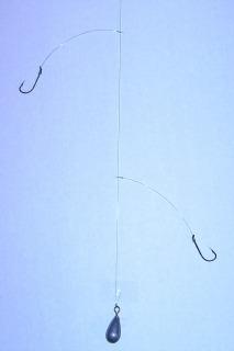 Dropper Rig for Bullhead Catfish Fishing