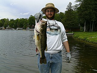 Bigmouth Bass Photograph